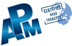 APM Transport Logistics Logo